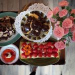 Our 80's Dinner party menu | Cafe Rua